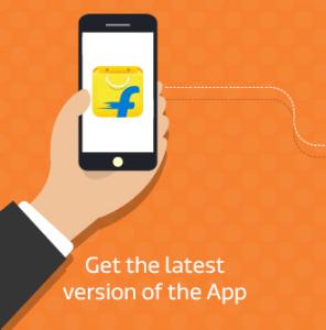flipkart big billion get the latest app