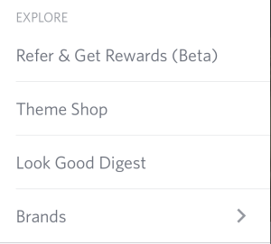 myntra app refer