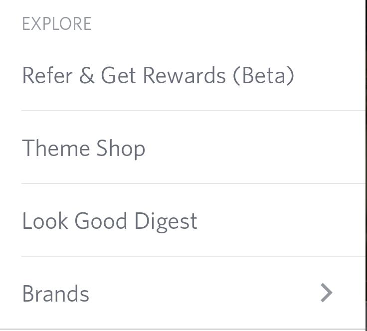 myntra app refer