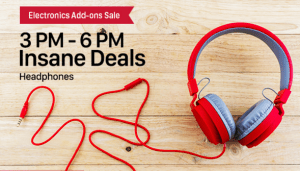 Paytm Insane Deals on Headphones – Get exciting discounts + extra 40% cashback