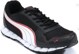 Snapdeal Deal - Buy Puma Kevler 2 Dp Black Sport Shoes Of Worth Rs 3000 at just Rs.1290 only