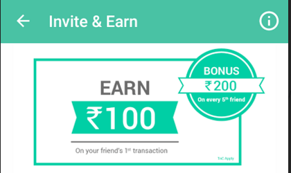 chillr app invite and earn Rs 100 in bank account