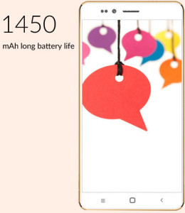 freedom 251 1450 mAh battery