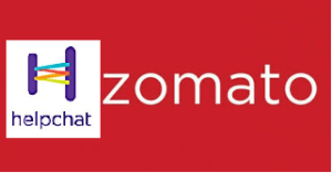 Helpchat- Get flat 15% cashback on your next 7 food Orders at Zomato