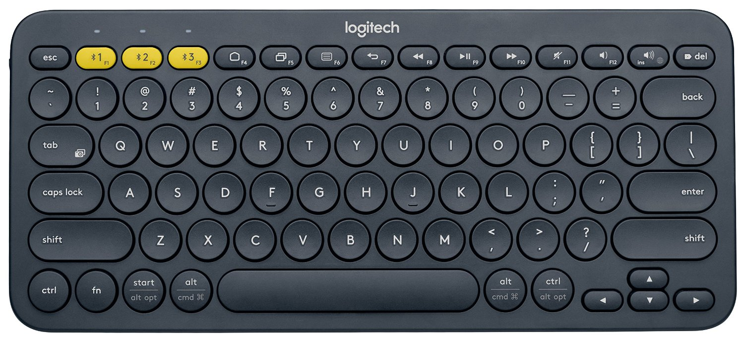 Amazon - Buy Logitech K380 Multi Device Bluetooth Keyboard at Rs 1,970 Only