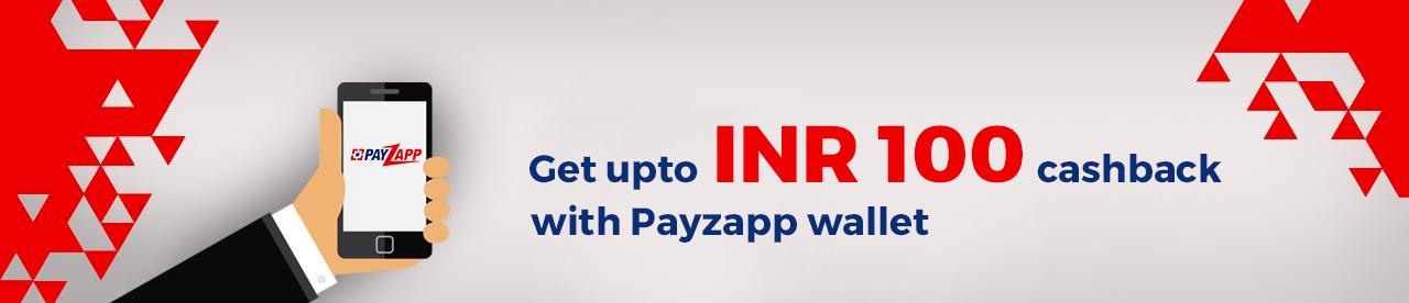 Bookmyshow Get 50 cb via HDFC PayZapp