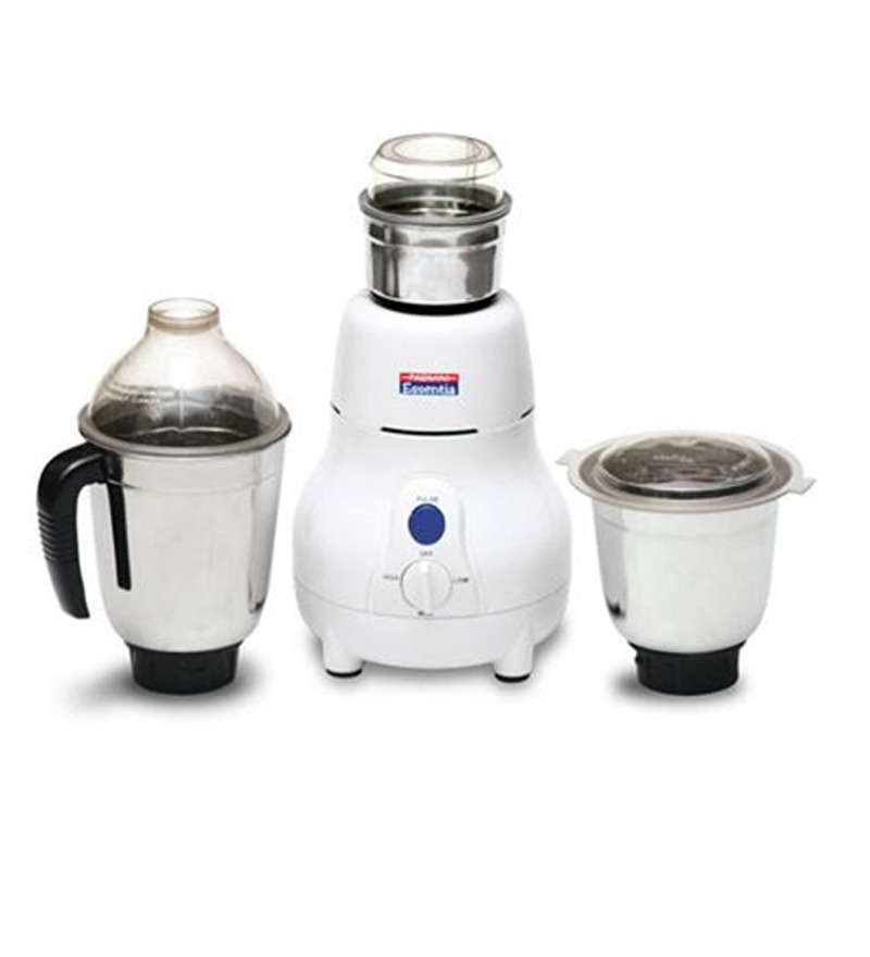 Padmini Marvel 3 Jars Mixer Grinder Rs 1369 only pepperfry
