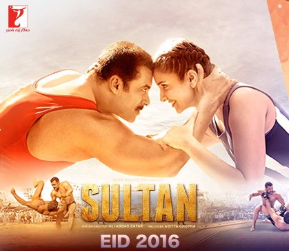 Paytm- Get flat Rs 100 cashback on booking 2 or more Sultan Movie ticket