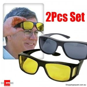 Buy Dealcrox Night Vision Glasses for Rs.100 only