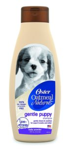 Amazon- Buy Oster 078590-145 Oatmeal Naturals Gentle Puppy Shampoo, 18-Ounce at Rs 449