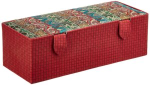 Buy Miamour Cardboard and Fabric Jewelry Box (EJBCB001002) for Rs.299 only