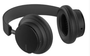 Infinix QuietX (XE05) Headset with Mic (Black, Over the Ear)