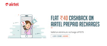 freecharge airtel offer