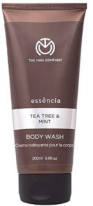 The Man Company Tea Tree and Mint Body Wash, 200ml