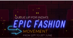 Flipkart Epic Fashion Movement 2018 - Steal Deals, Loots and Offers + 15% Phonepe Cashback