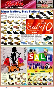 Bata Shoes Summer Sale 2013 Pakistan