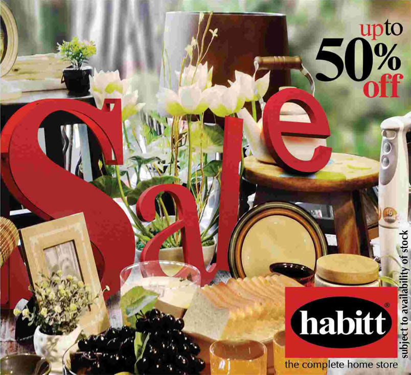 Deals In Pakistan » Habitt Karachi
