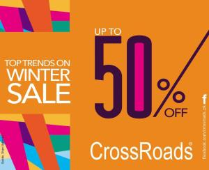 CrossRoads Clothing Winter Sale 2014
