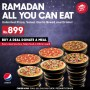 Pizza Hut Iftar Deal 2018 Ramadan Pakistan All You Can Eat Offer