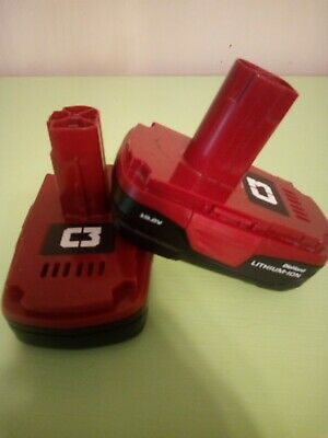 Craftsman Lithium Battery