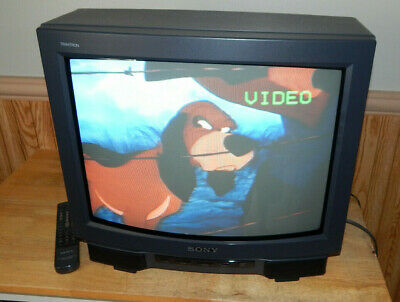 sony trinitron tv compare