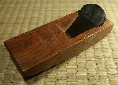 Japanese Smoothing Plane