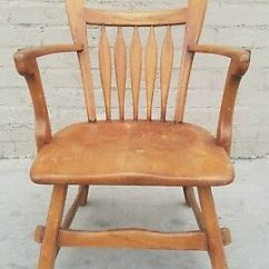 Sikes Chair Company Gliding Adirondack Chairs Compare Prices On Dealsan Com Antique Vintage Captain S Style Windsor Wooden The 40 00