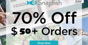 snapfish coupon 70% off