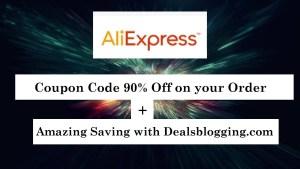 aliexpress 90% off
