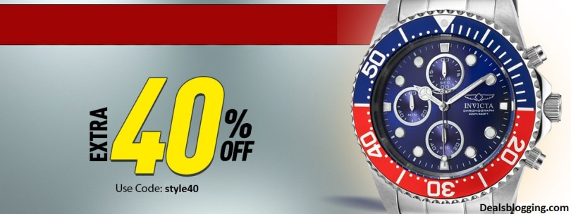 invicta coupon