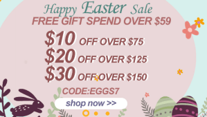 modlily easter coupon