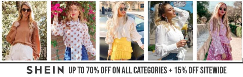 shein coupon 15% off