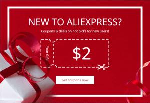 aliexpress new customer