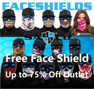 free face shield