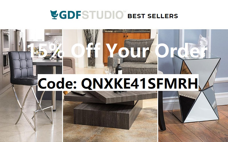 gdf Studio 15% off