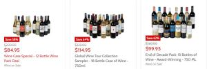 wine on sale coupons