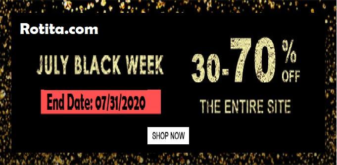 rotita july black week
