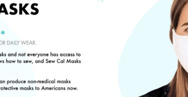 sewcal facemask coupons