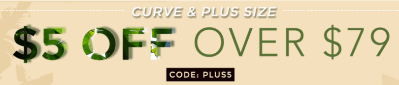 roswe $5 off