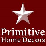 10 Off W Primitive Home Decors Coupon More Primitive Home Decors