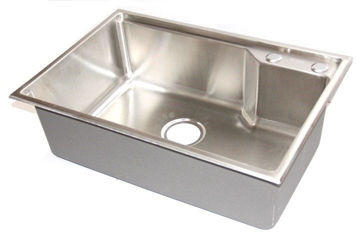 Sink Laundry Kitchen Stainless Steel Dealsdirectconz