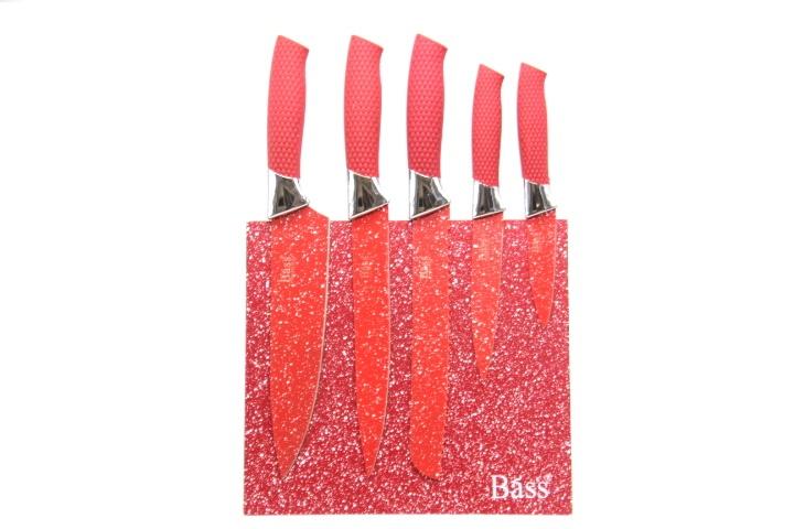 red kitchen knife set virtual remodel block bass dealsdirect co nz