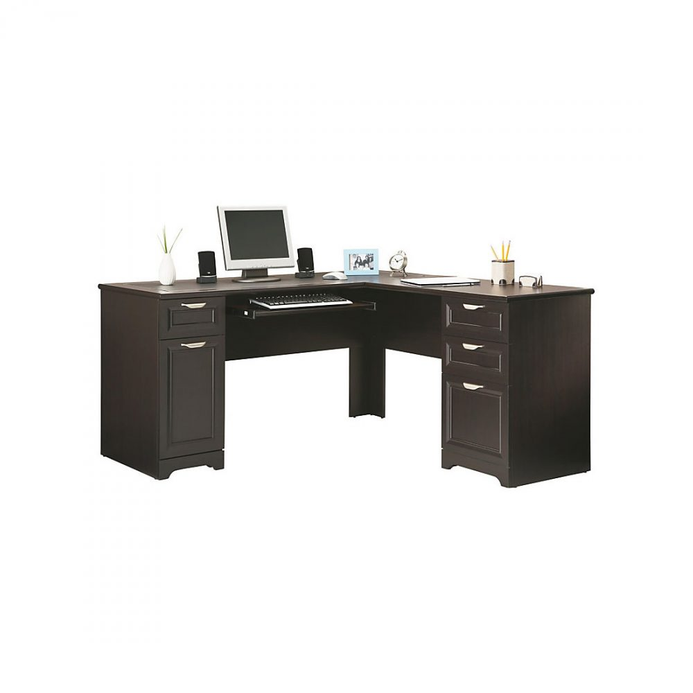 Realspace Magellan Collection LShaped Desk