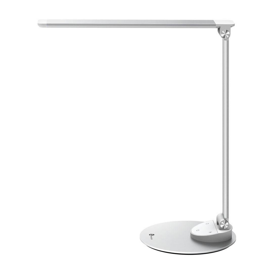 TaoTronics LED Desk Lamp with USB charging Port Dimmable Lamp