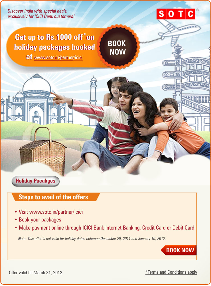 Make Icici Credit Card Payment Online