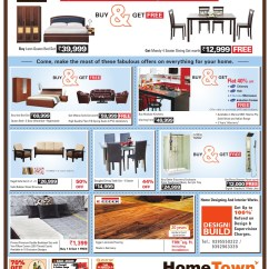 Sofa Set Bangalore Leather Sectional With Pull Out Bed Home Town Presents Mano Ya Na Sale Upto 70% Off On ...