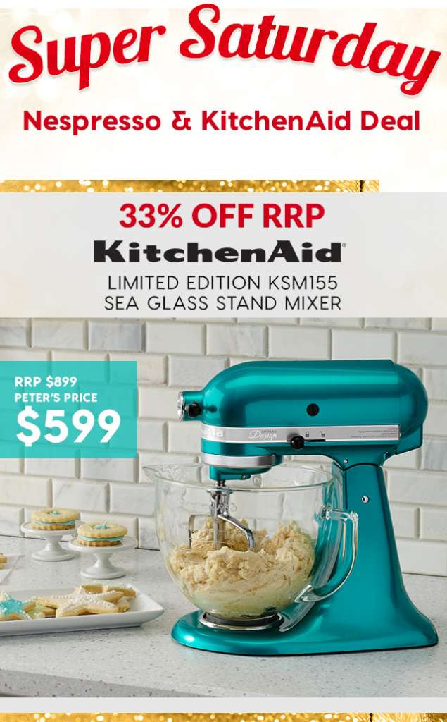 kitchen aid coupons adding shelves to cabinets 25 33 off nespresso kitchenaid deals and best bargains