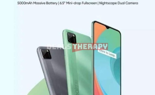 Realme C11 2020 New Smartphone Best Deals Offers And