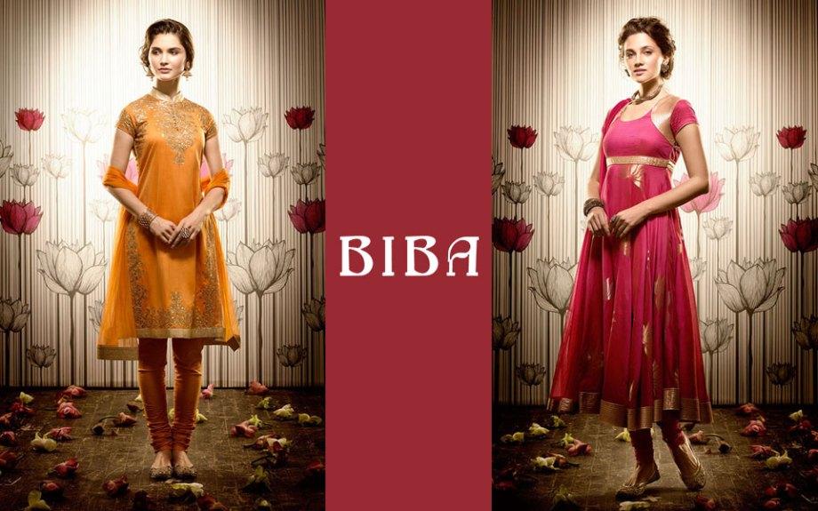 Biba Clothing Brand Models