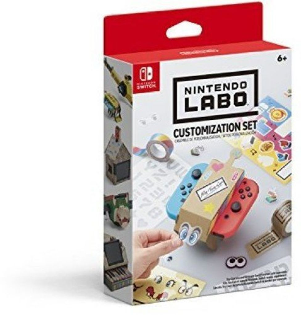 Amazon.com: Nintendo Labo - Robot Kit: Video Games